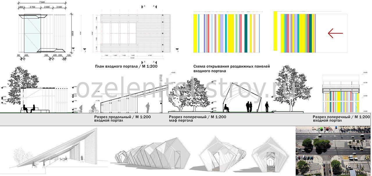 Дизайн проект малой формы