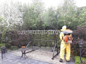Сад и огород обработка от вредителей и болезней